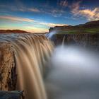 Деттифосс - самый мощный водопад в Европе