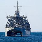 Старейший корабль ВМФ России