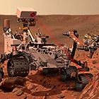 В поисках жизни на Марсе: марсоход Curiosity совершил посадку на Красной планете