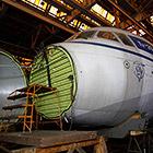 Экскурсия на завод КБ Туполев