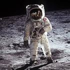 Нил Армстронг - первый человек на Луне (1930 - 2012)