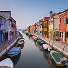 Бурано - островной квартал Венеции