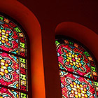 Витражи - произведения стекольного искусства