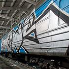 О вандализме на российских железных дорогах