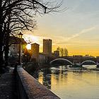 Верона - город, в котором живет любовь