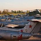 Фотографии заброшенного аэродрома на Украине
