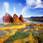 Филиал Марса на Земле: пустыня Блэк Рок в штате Невада