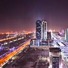 Астана с высоты птичьего полета. Казахстан