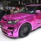 Женевский автосалон 2013