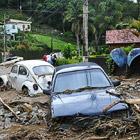 Стихийное бедствие в Бразилии: наводнения и оползни