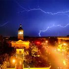 Молнии - незабываемые световые шоу в небе