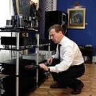 Hi-End аппаратура Дмитрия Медведева