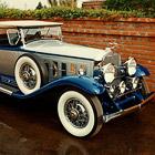 Красивые ретро автомобили 1930 - 1933 гг
