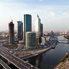 Необычный фотоотчет из высотки Москва-Сити