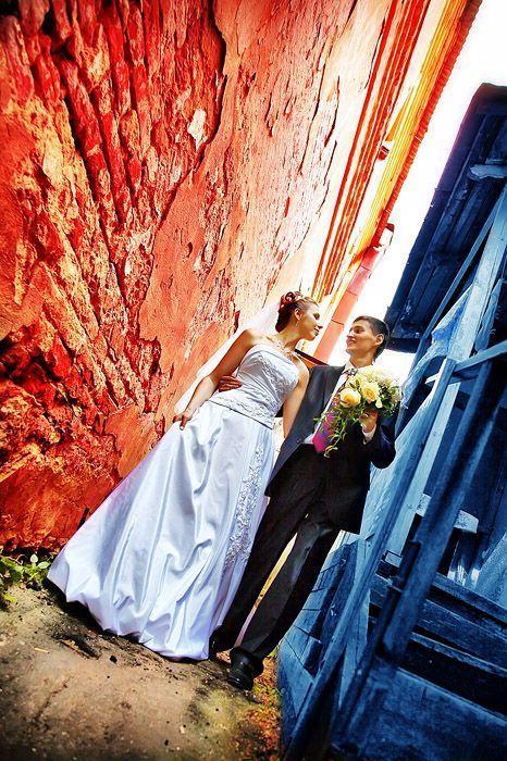 Красивые свадебное фото