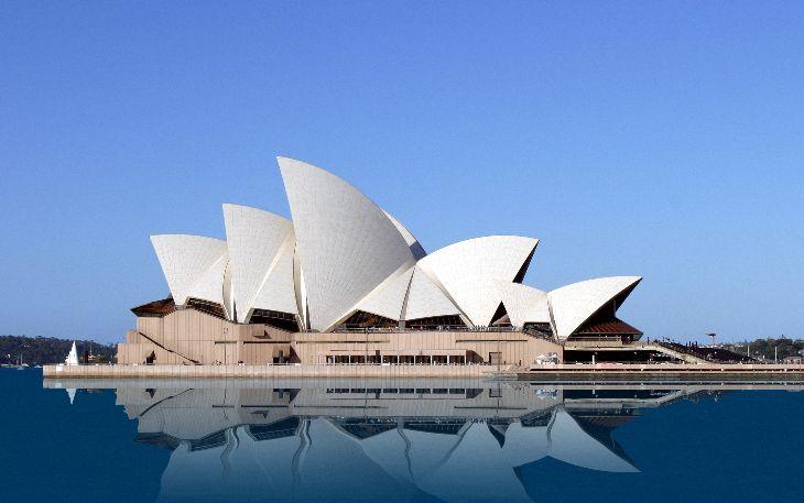 Сидней. Опера