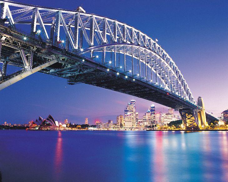 Сидней. Харбор мост