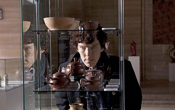Шерлок Холмс (Бенедикт Камбербэтч)