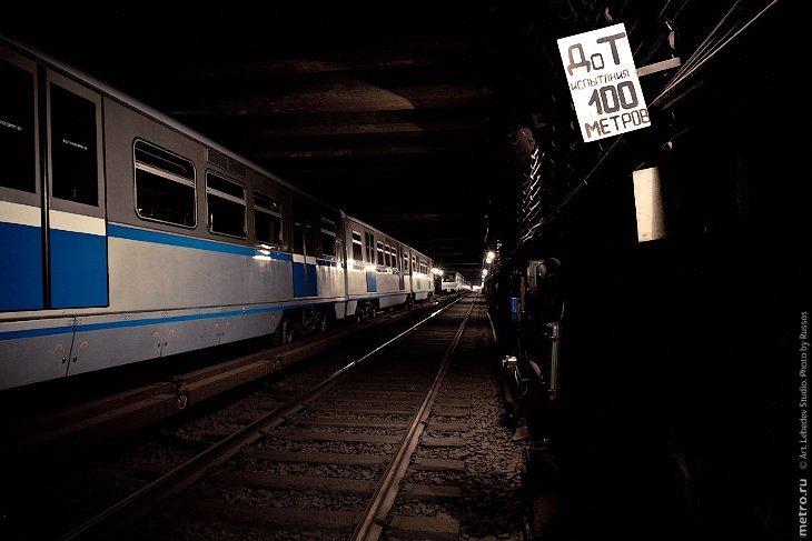 Загадочная подземная красота метро