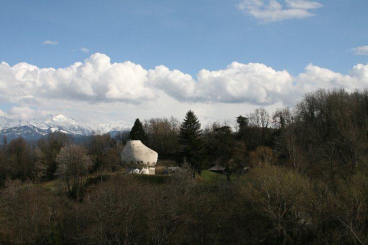 HOUSE (Альпы)