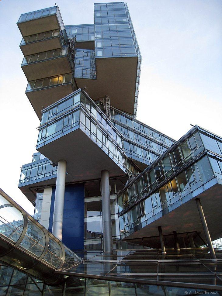 NORD LB BUILDING (Ганновер, Германия)