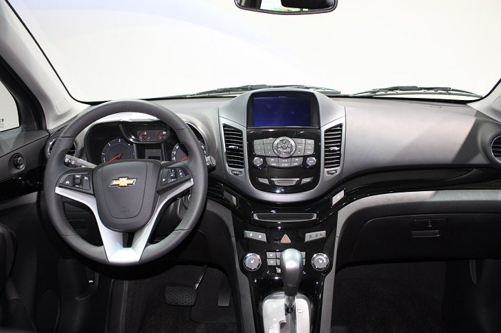 2011 Chevrolet Orlando