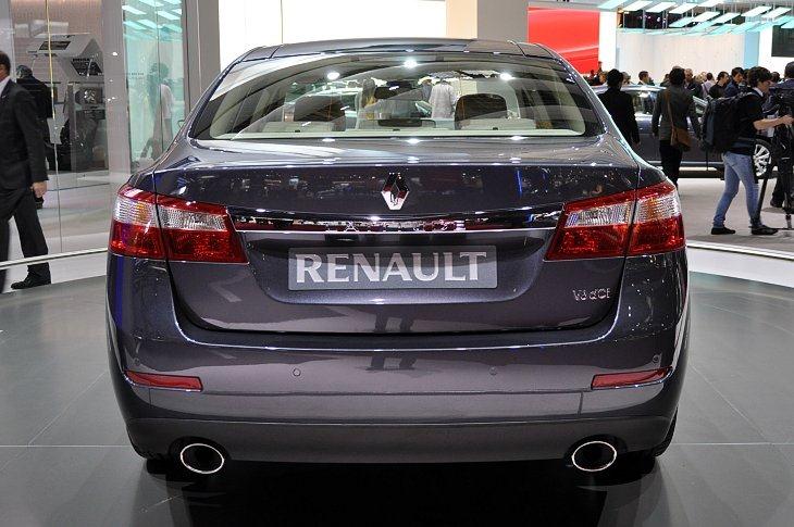 Renault Latitude