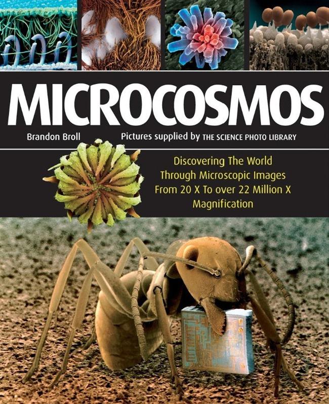 Обложка книги Микрокосмос