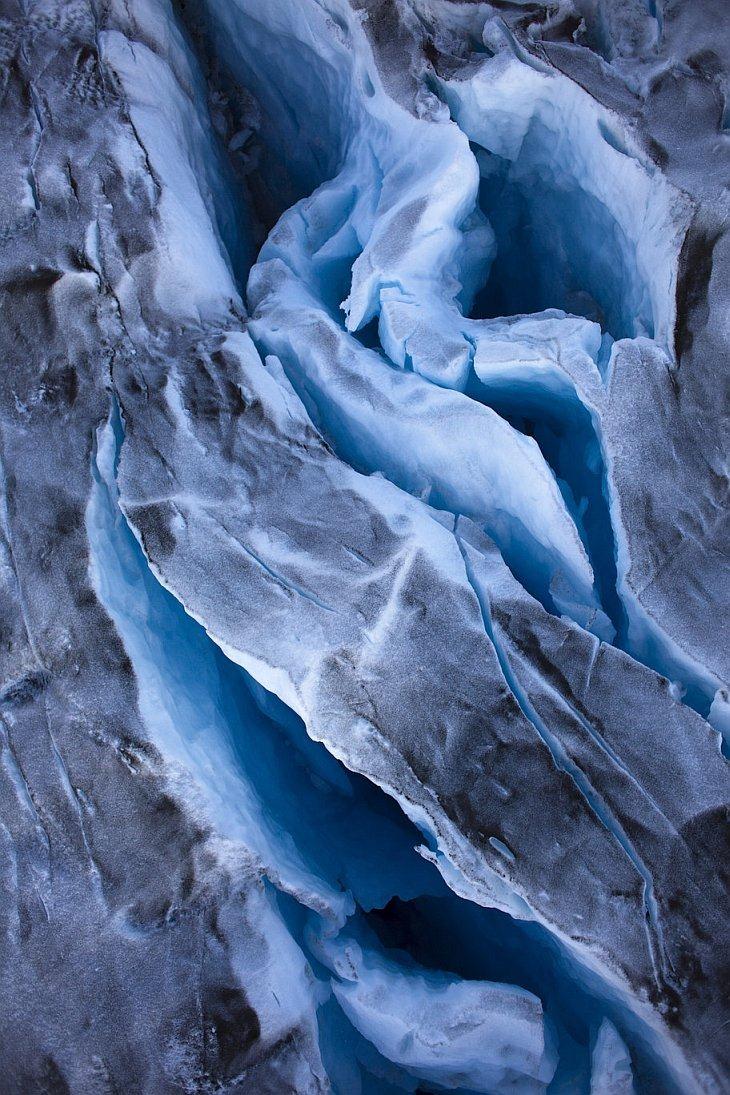 Таинственные ледники Гренландии