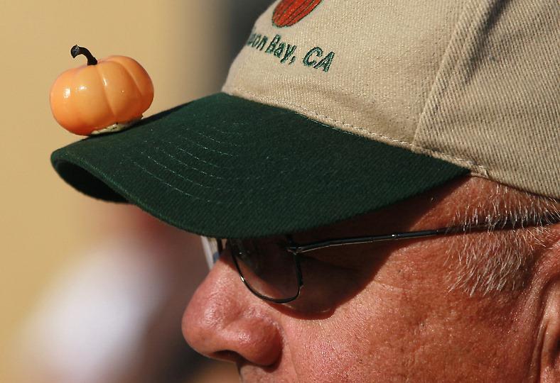 37-й Чемпионат мира по взвешиванию тыквы