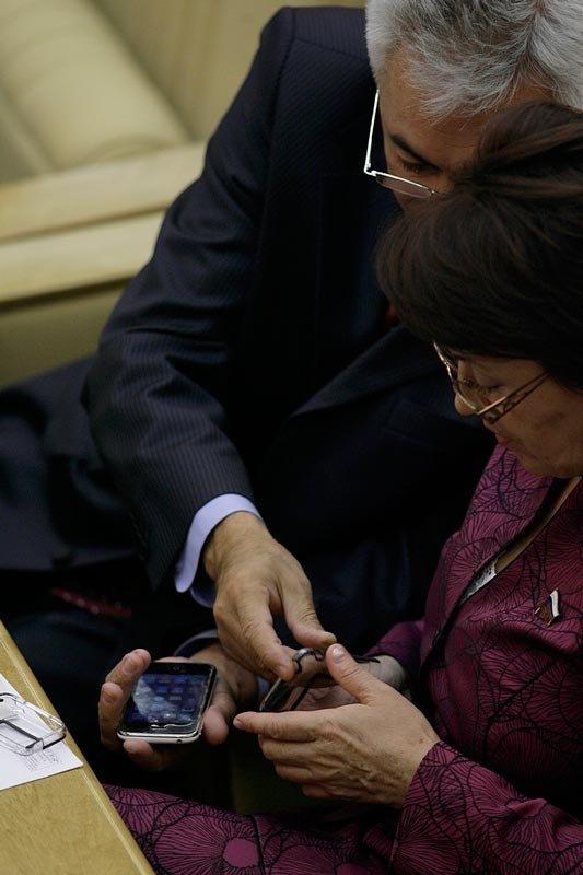 Модернизация Госдумы. Яблочники