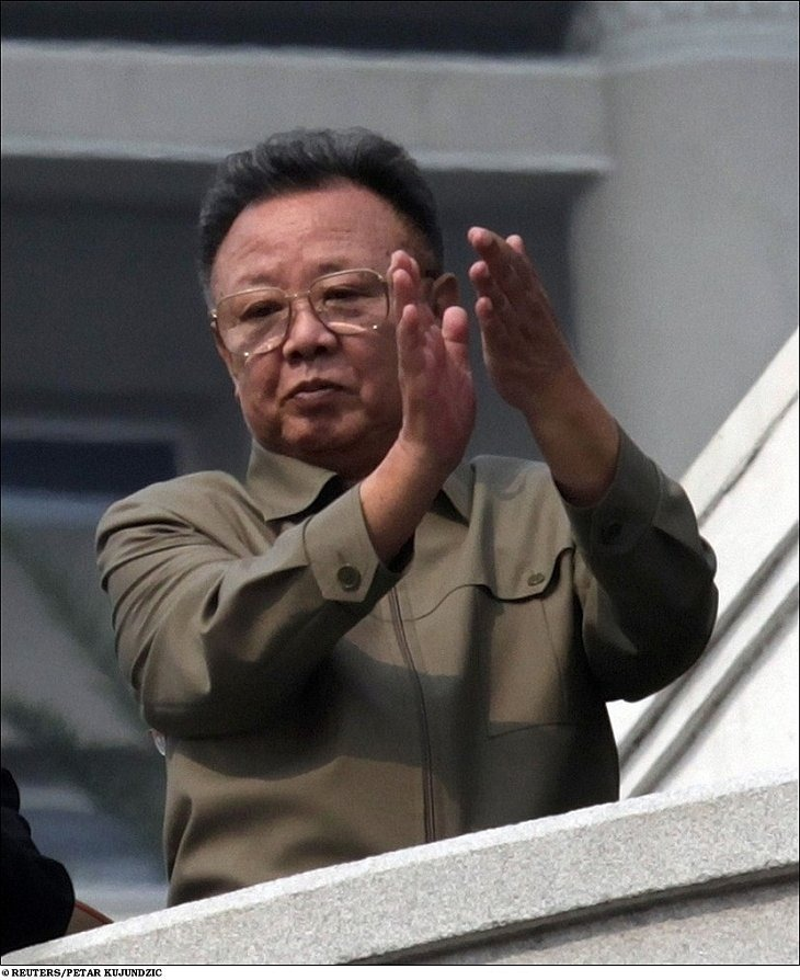Празднования 65-й годовщины создания правящей Трудовой партии Кореи