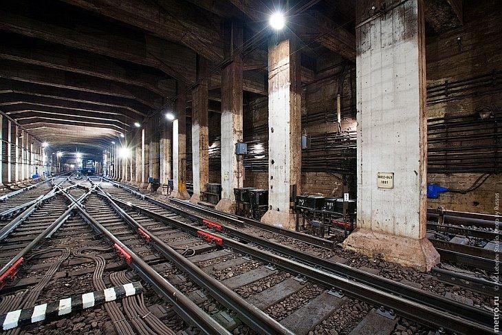 Станция метро Парк Культуры
