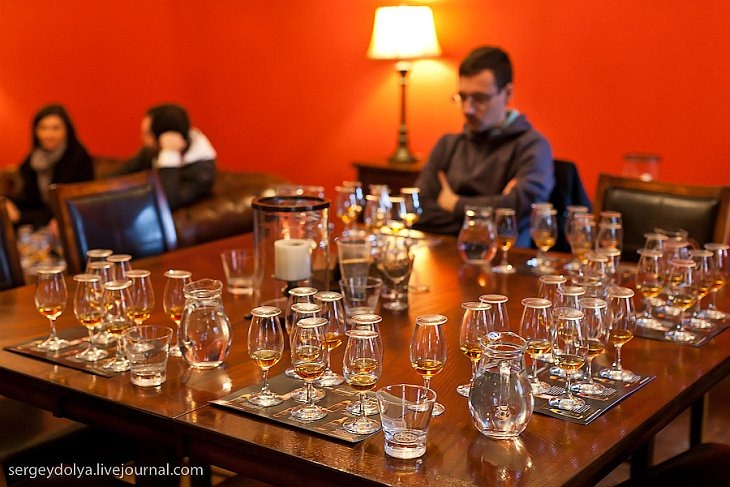 Как делают виски