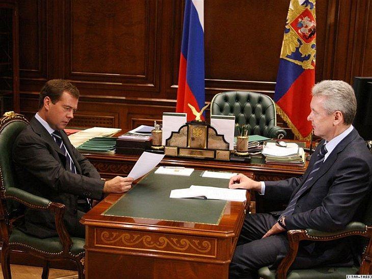 Сергей Собянин – новый мэр Москвы