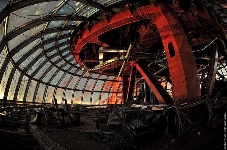 Техно-фотографии «Живописного моста»