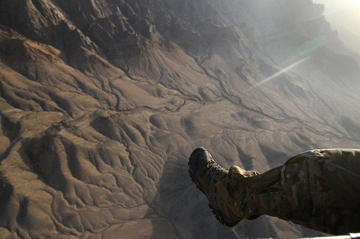Ботинок спасателя из Воздушных Сил