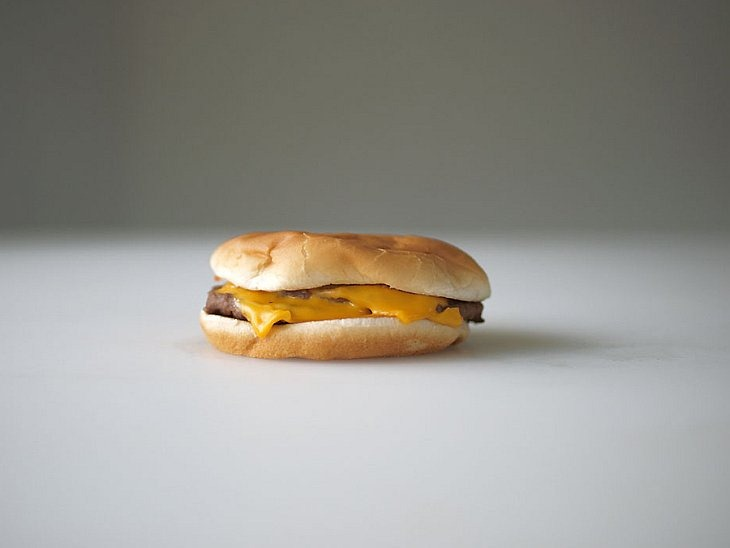 Двойной чизбургер