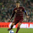 Сборная России обыграла ирландцев в отборочном матче ЧЕ-2012
