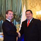 Про Уго Чавеса в Москве и любимую картину Дмитрия Медведева