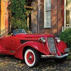 Красивые ретро автомобили. 1936 - 1937 гг