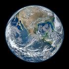 Голубой мрамор 2012: фотография Земли высокого разрешения