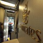 Бизнес-класс в Аэробусе A340-500 авиакомпании Emirates