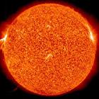 Вспышка на поверхности Солнца