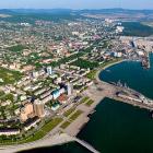 Новороссийск и Геленджик с высоты