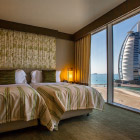 Отель с самым лучшим видом в Дубае