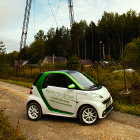 Электромобиль Smart Electric Drive