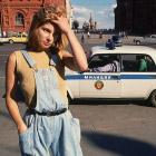 Прогулка по Москве 1990 года