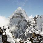 Гималаи с 7-километровой высоты