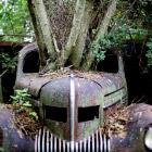 Город старых автомобилей
